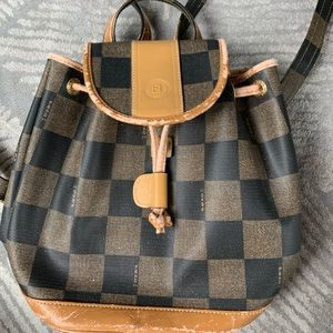 Fendi vintage backpack